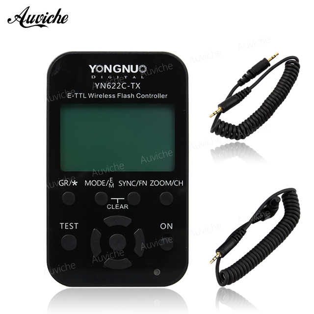 Yongnuo YN 622TX C TTL HSS Wireless Trigger For Canon Camera 622 Receiver 685C Flash Speedlite