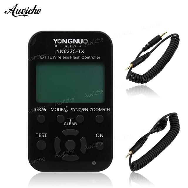 Yongnuo YN 622TX C TTL HSS Wireless Trigger For Canon Camera 622 Receiver 685C Flash Speedlite