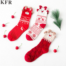 christmas socks halloween winter cotton cute happy womens short casual harajuku art female fashion for couple funny