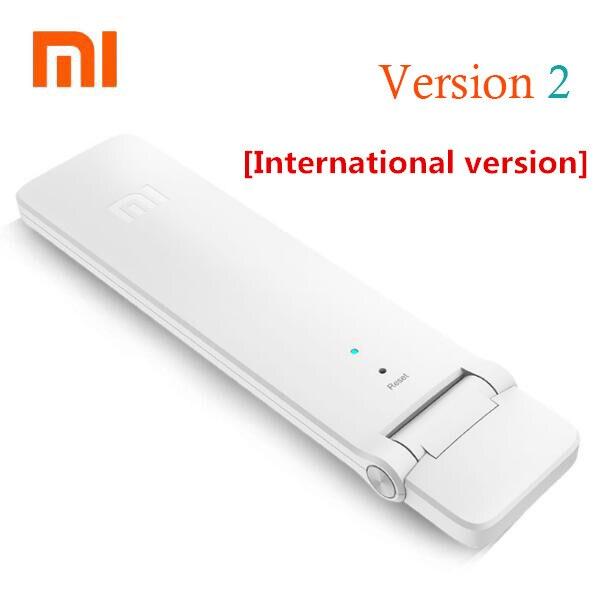 [Version internationale] Xiaomi WIFI Répéteur 2 Amplificateur Extender 2 Universel mi Repitidor Wi-Fi Extender pour mijia mi maison App