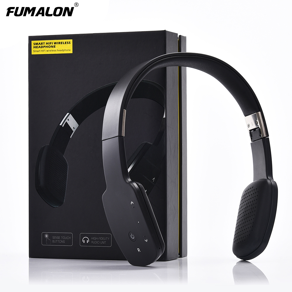 Bluetooth Headphone 4.1 Wireless Headphones Noise Cancelling Wireless Bluetooth Stereo Headset With Mic Rophone MC9600 wireless bluetooth stereo headset headphone with mic for cellphone pc mp3 mp4 bluetooth headset speaker