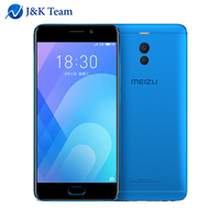 Meizu M6 Note Dual Rear Camera 12MP Qualcomm Snapdragon 625 Octa Core 2 0GHz X8 5