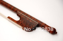 Cello  Baroque bow Snake wood frog and stick  FPZ013#