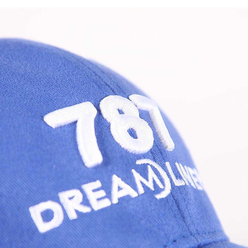 60448a644a6f5c ... Boeing B787 737 747 777 787 Hat Outdoor Baseball Cap Adjustable for Pilot  Aviation Gift Flight ...