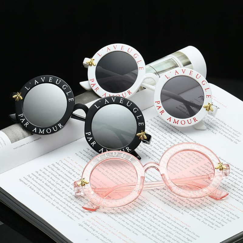 Newest Retro Round Sunglasses Women Brand Designer Vintage Gradient Shades Sun Glasses UV400 Oculos Feminino Lentes