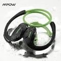 Mpow guepardo deporte bluetooth 4.1 wireless stereo headset aptx auriculares con mic llamadas manos libres para iphone y andrio teléfono