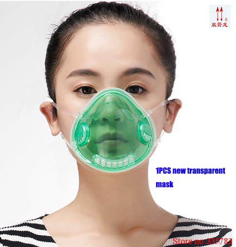 New Fashion Mouth Mask Paragraph 7 Color Dust Mask Medical Food Movement Professional Respirator Mask Prevent Mist Safety Mask