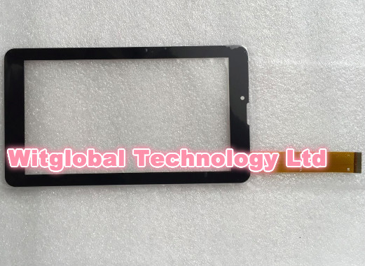 New YJ321FPC touch screen panel Digitizer Glass Replacement Sensor YJ321FPC-V0 For 7 Tablet Free Shipping