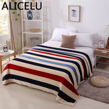2017 New Printed Fabric blankets Sofas Sheets Blankets Textile Four Seasons Solid Ultra-warm