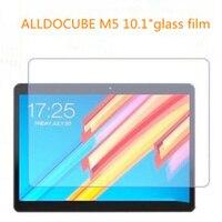 9 h vidro temperado para alldocube m5 10.1 polegada tablet pc filme protetor de tela|Protetores de tela p/ tablet| |  -