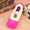1 Pcs Animal Supplies Pet Cat Kitten Kitty Toy Long Rolling Scratching Toys Ball Sisal Scratch Post Trapped Ball Training Tool  2