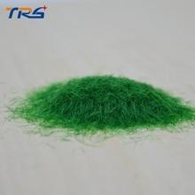Teraysun dark green Building model making material landscape outdoor grass lawn nylon