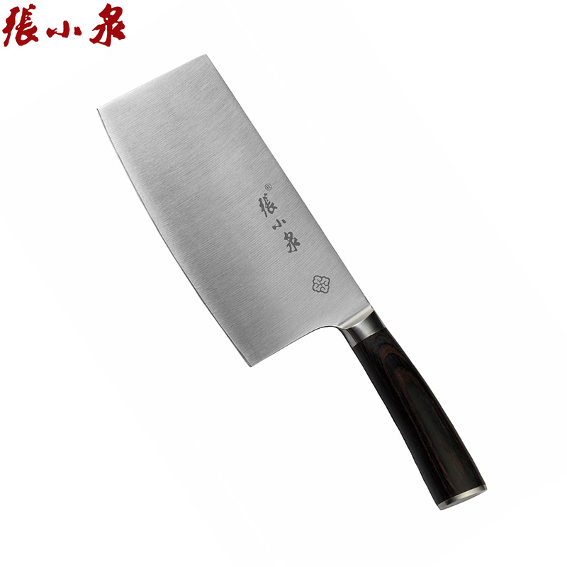 High quality stainless steel kitchen font b knife b font cooking tools wooden handle slicing font