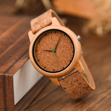 DODO DEER Top Wood Watches Men Luxury Brand Mens' Sport Wooden Watch Bamboo Strap Fashion Casual Wristwatch Dropshipping A05