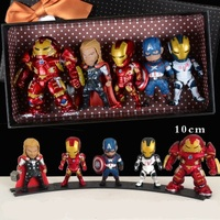 The Best Birthday Gift For Children Movie Fans Avangers Hulkbuster Iron Man With Gift Box And