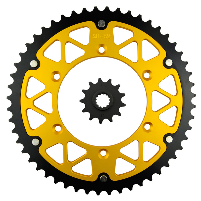 13/52T Motorcycle Front and Rear Sprocket Kit for SUZUKI DR 250 1990-1993 / DR-Z 250 2001-2007 dr irrenpreet singh sanghotra dr prem kumar and dr paramjeet kaur dhindsa quality management practices and organisational performance