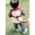 The New Colored Optional Infant Baby Toddler with Breathable Anti Walk Out of School with Row / Outings Security Leashes TRQ0223