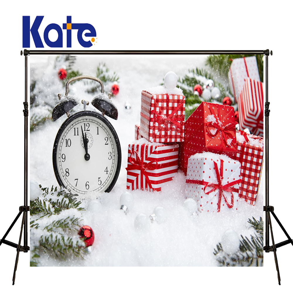 KATE Photography Backdrops Christmas Backdrop Photo Background Ball Snow White Background Children Photo Background сумка kate spade new york wkru2816 kate spade hanna