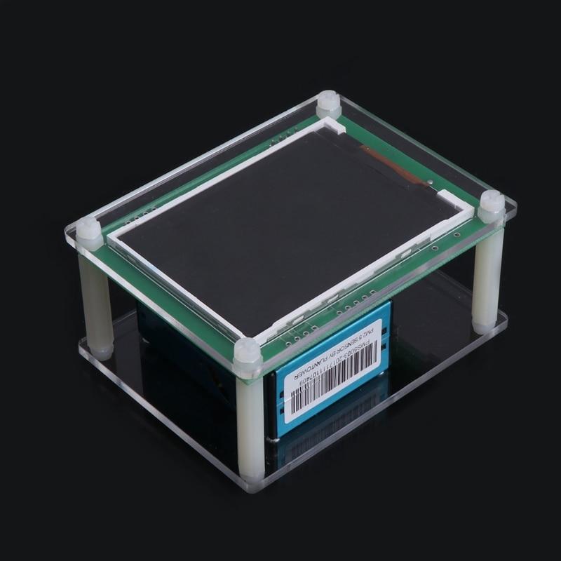 """2019 Neue 2,8 """"auto Pm2.5 Detektor Tester Meter Air Qualität Monitor Home Gas Thermometer Messung Analyse Instrumente BerüHmt FüR AusgewäHlte Materialien, Neuartige Designs, Herrliche Farben Und Exquisite Verarbeitung"""