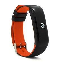 P1 Bluetooth Smartband Монитор Артериального Давления Монитор Сердечного ритма Браслет Водонепроницаемый IP67 Смарт Браслет Переносной 0.86 дюймов
