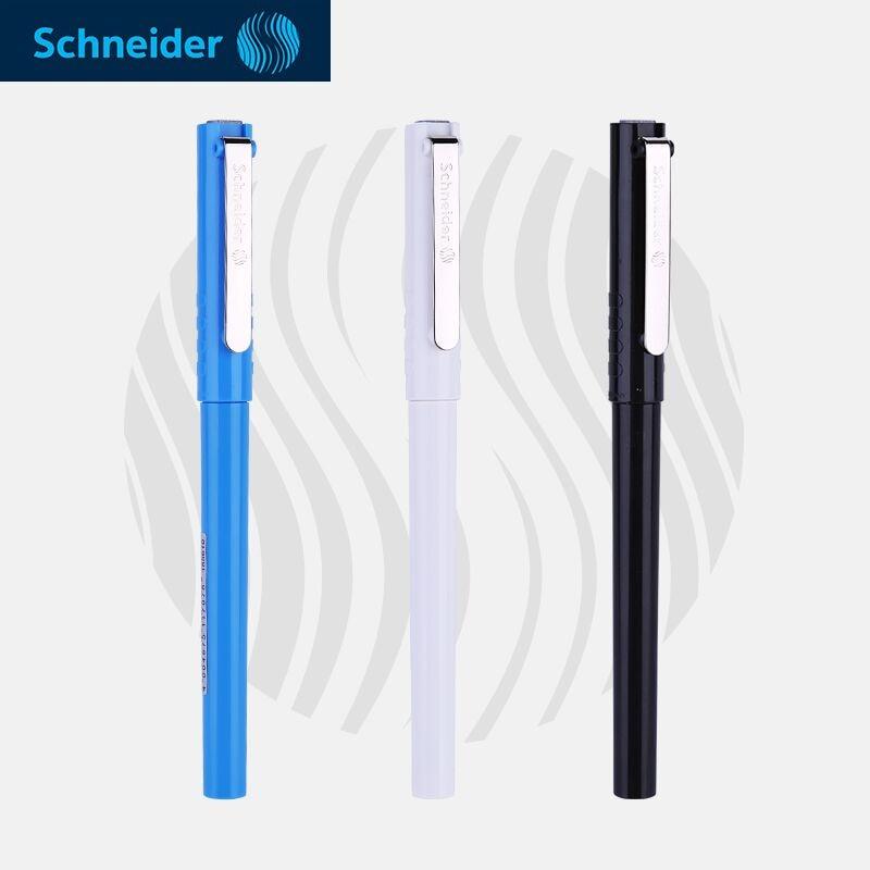 German Imports Schneider BK406R Signing Pen 0.5mm Roller Pen Office Pen 1PCS german imports senator centrix solid color light gel pen sign pen advertising pen gift pen 1pcs