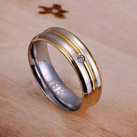 Ring Silver Plated Ring sterling-silver-jewelry ring factory prices Inlaid Ring /BVTQOANF NGWLOCNP