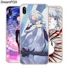 DREAMFOX M269 Neon Genesis Evangelion Anime Soft TPU Silicone Case Cover For Huawei Honor 6A 6C 6X 7A 7C 7S 7X 8 Lite Pro