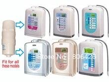 built-in(carbon&KDF)Filter replacement for Water ionizers/alkaline water machine/kangen ionizer/electrolyzer/hydrogen generator
