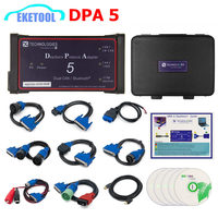 2019 Professional DPA 5 Dearborn Protocol Adapter 5 Full Adapters DPA5 Heavy Duty Truck Scanner Without Bluetooth Dual CAN DPA