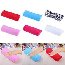 Салонный дизайн ногтей, подушки для рук, моющаяся Подушка для ногтей, подлокотник для рук, уход за маникюром, оборудование для дизайна ногтей