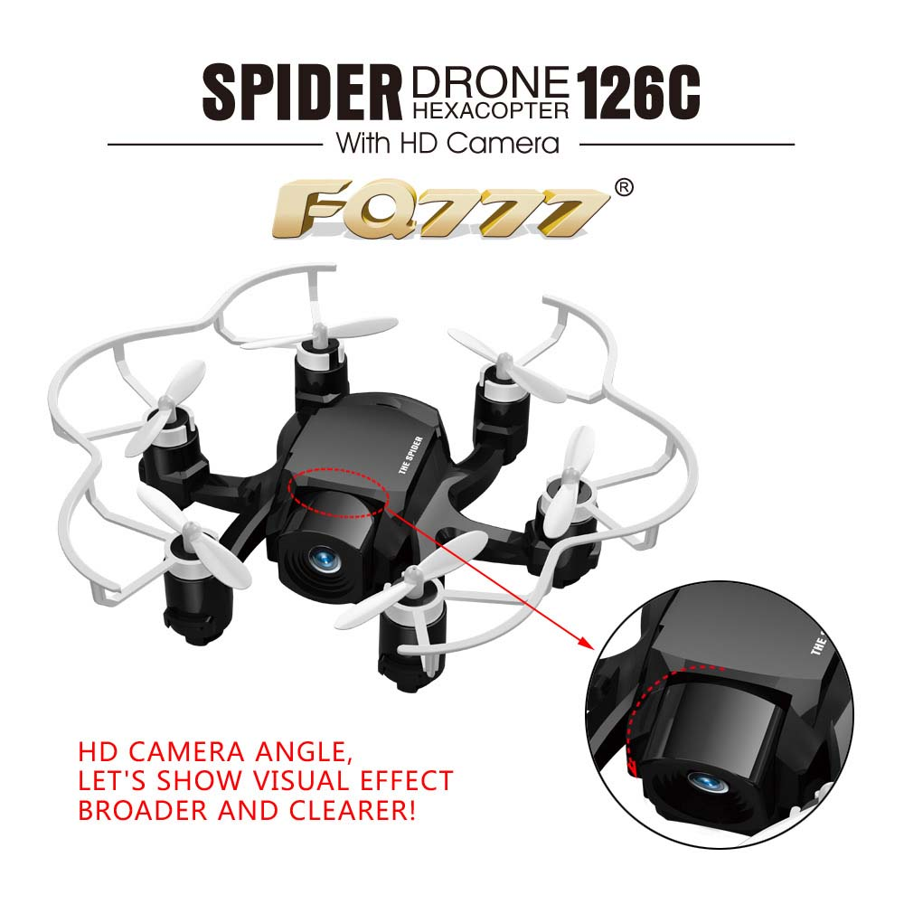 Image 3 - Drone Four Axis Vehicle Six Axis Integral Aircraft Left and Right Hand Throttle Dual Mode with Camera-in RC Helicopters from Toys & Hobbies