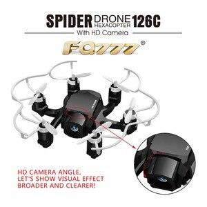 Image 3 - Drone Vier Achsen Fahrzeug Sechs Achse Integral Aircraft Links und Rechts Handgas Dual Modus mit Kamera