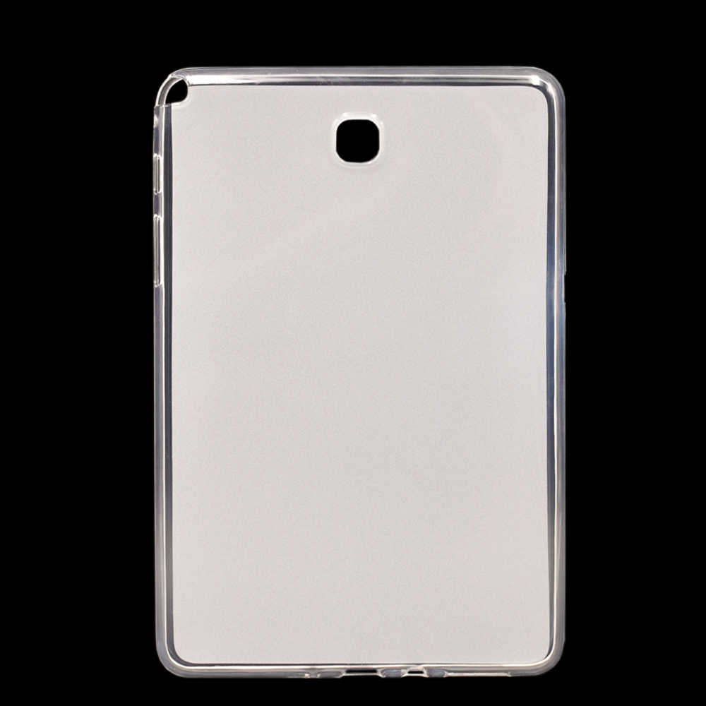 เป็นมิตรกับสิ่งแวดล้อมแท็บเล็ตซิลิคอนนุ่มสำหรับ Samsung Galaxy Tab A 8.0 2015 SM-T350 SM-T355 SM-P350 SM-P355 Funda