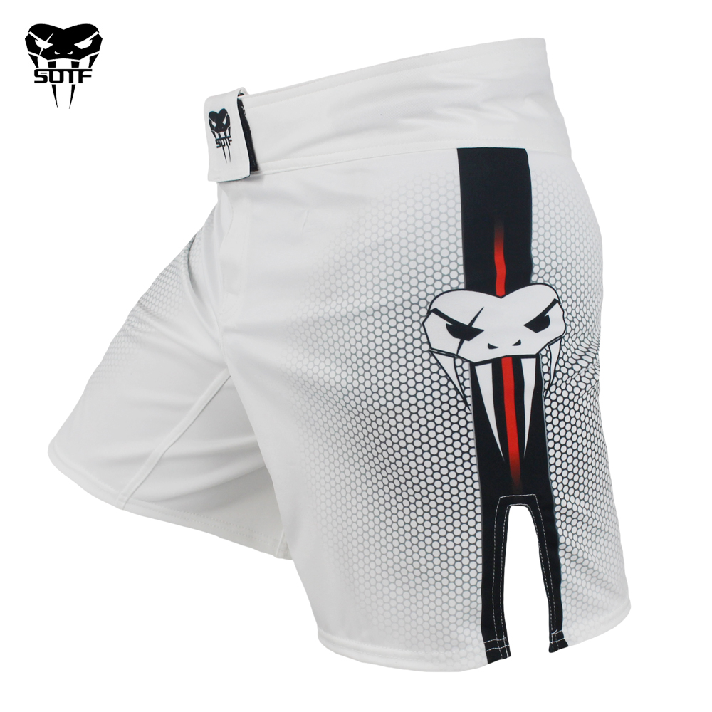 MORGAN MMA shorts fight train Crossfit muay thai kick boxing SNAKE VENUM UFC M L