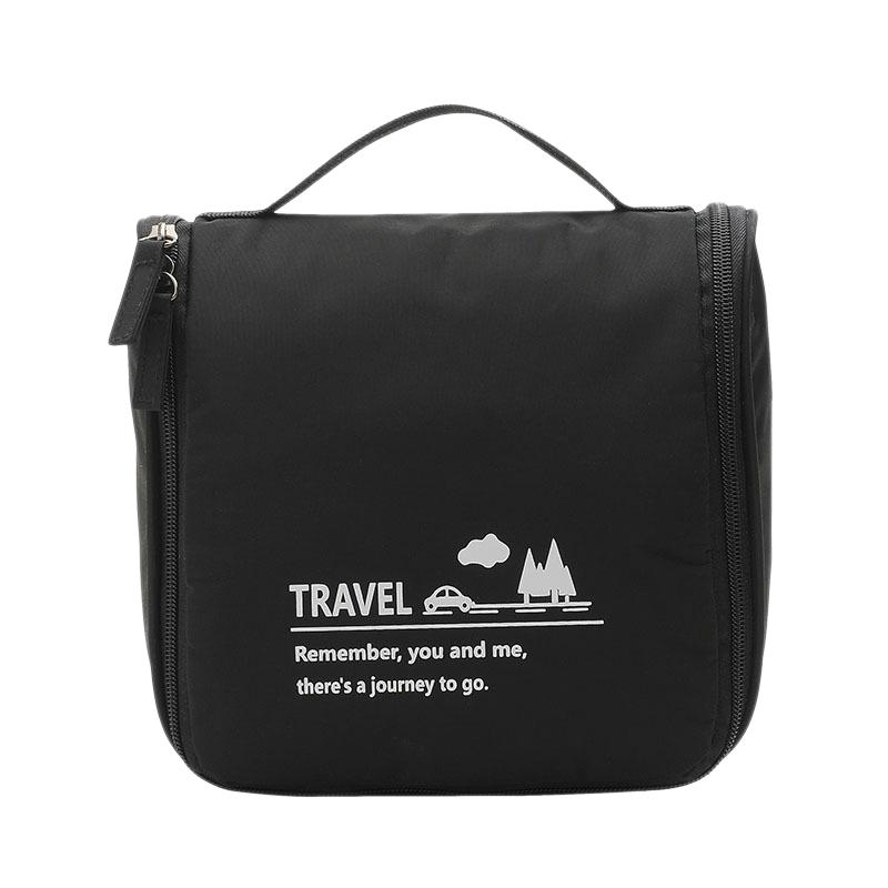 Fashion Travel Cosmetic Bag Organizer Toiletry Bag Men Waterproof Portable Pouch Cosmetic Cases Women Hanging Wash Bags