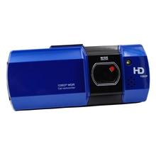 Original Del Coche DVR Novatek 96650 AT550 Full HD 1080 con la Cámara Del Coche gran Angular Vehículo Dash Cam G-sensor/WDR/Visión Nocturna 8189