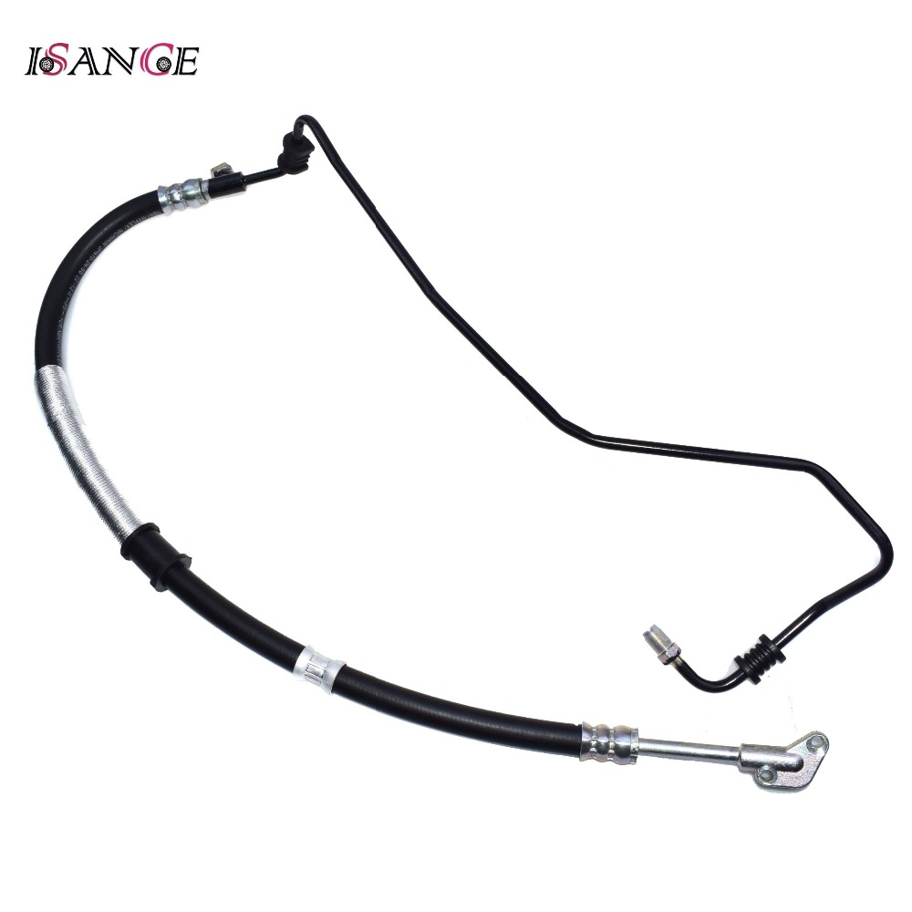 ISANCE Power Steering Pump High Pressure Hose 53713-S87-A04 & 53713S87A04 For Honda Accord V6 3.0L 1998 1999 2000 2001 2002