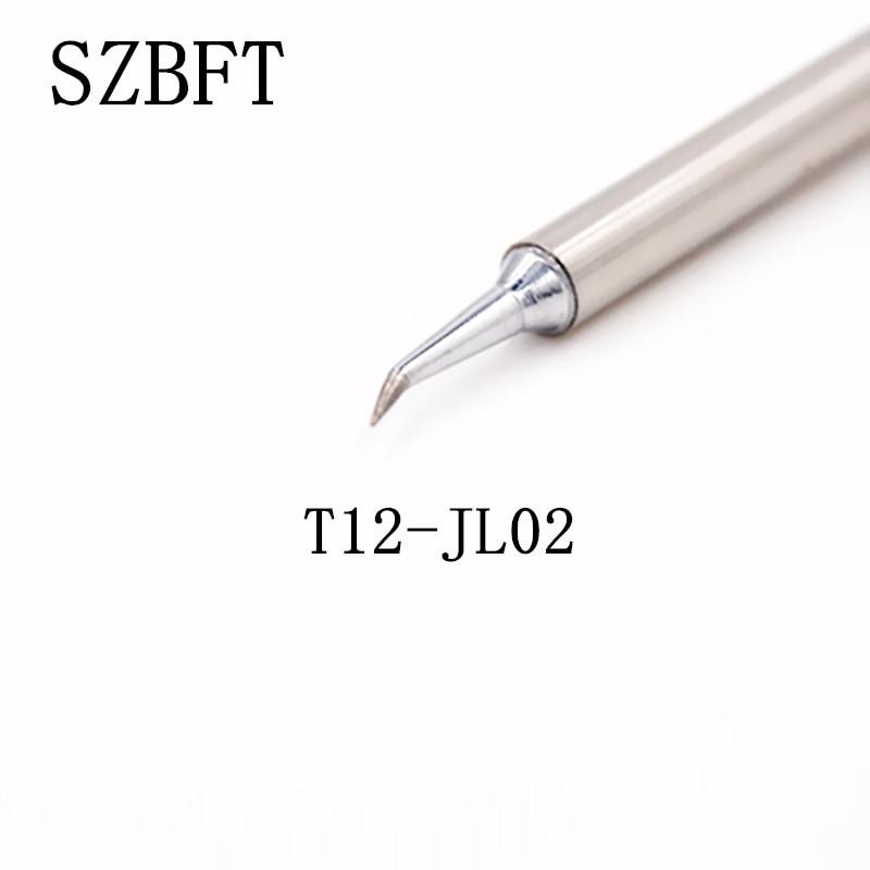 Noblik T12-JL02 Eisenspitzen f/ür Hakko L?Twerk FX-951 FX-95