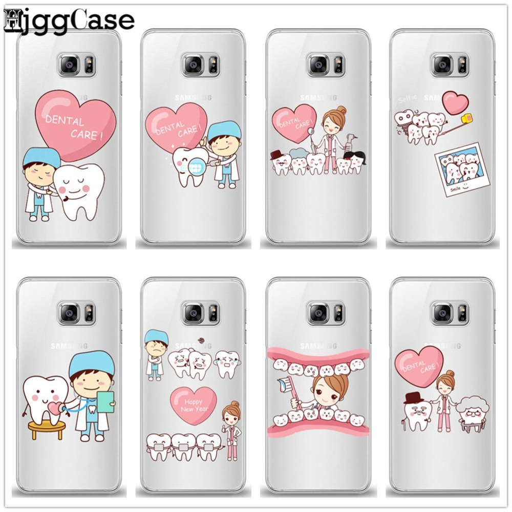 Phone Bags & Cases Independent Sheli Nurse Doctor Dentist Tooth Phone Case Cover For Iphone 6 6s 7 8 Plus X 5 5s Se Samsung Galaxy S5 S6 S7 Edge S8 S9 Plus Cellphones & Telecommunications