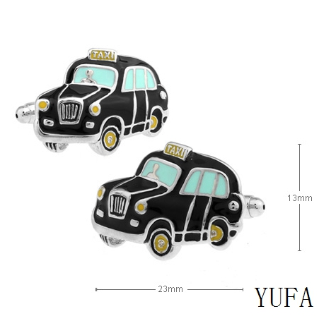 Free shipping Sports Car Cufflink Cuff Link 1 Pairs Wholesale Promotion