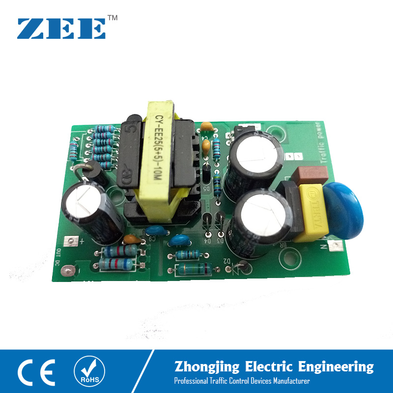 LED Driver Traffic Light LED Power Supply 110V 220V 12V 24V LED Traffic Signal Input Driver