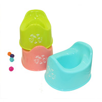 New Portable Car Travel Baby Potties Seat Unisex Potty Toilet Training For Baby Toddler Child