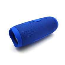 Makescc E3 Waterproof IPX5 bluetooth wireless column speaker with TF card and FM radio power bank function