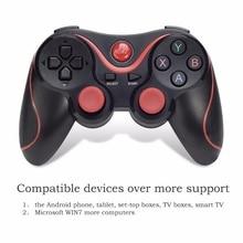 Gamepadไร้สายบลูทูธเกมจับVRควบคุมคอนโซลGamePadสำหรับVRแว่นตาเกมหุ่นยนต์IOSแท็บเล็ตสมาร์ททีวี