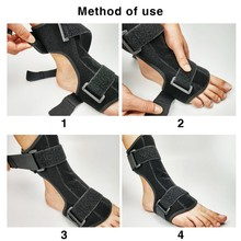 Plantar Fasciitis Dorsal Night Day Splint Foot Orthosis Stabilizer Adjustable Dr