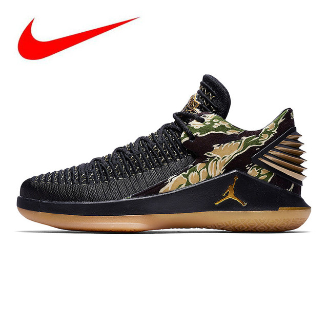 e0f6a8a8b48bbd Nike Air Jordan XXX2 Low Tiger Camo Men s Basketball Shoes