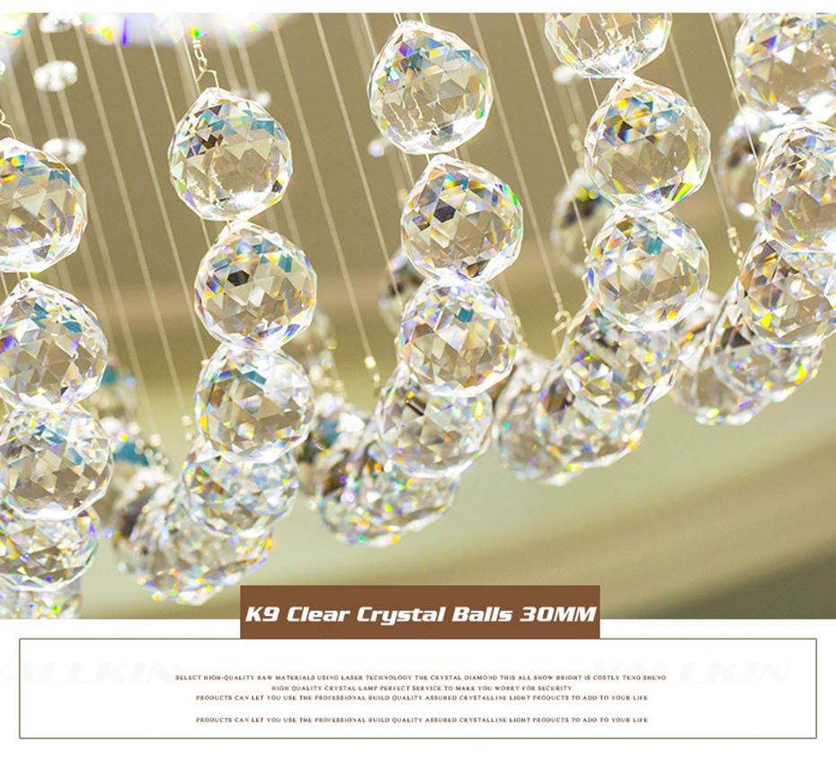 High Quality ceiling chandelier
