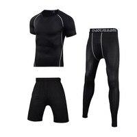 Men sportswear 3-4