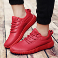 2016 Breathable Men Casual Shoes Lace Up Mens Trainers Flat Walking Shoes Lithe Comfortable Zapatillas Hombre Basket Femme Light