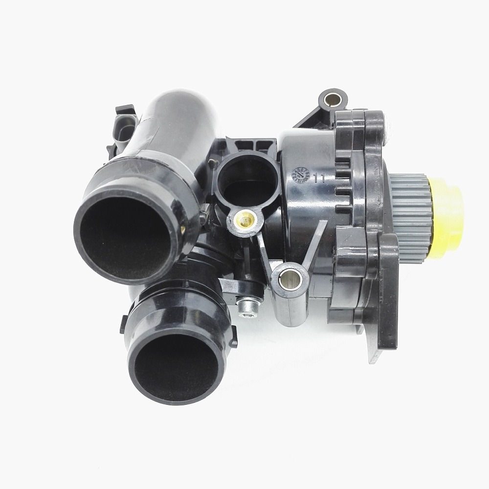 цены на Water Pump Assembly For A3 A4 TT VW CC Tiguan Jetta Golf GTI Eos Beetle 2.0T TSI 06H121026DD  в интернет-магазинах